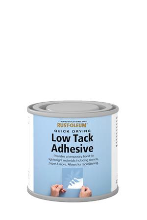 Low Tack Adhesive