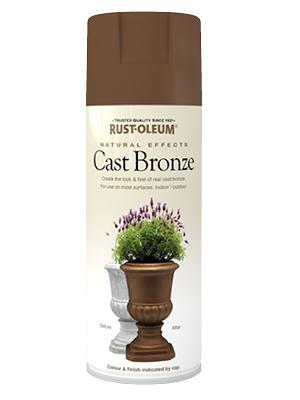 Natural Effects Cast Bronze