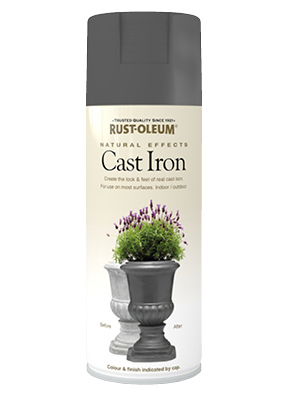 Natural Effects Cast Iron