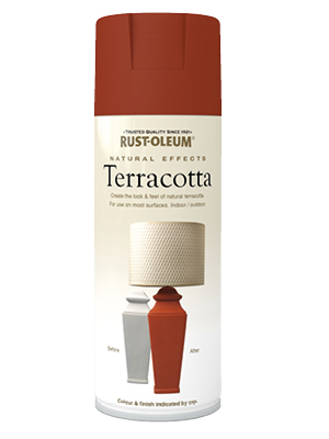 Natural Effects Terracotta