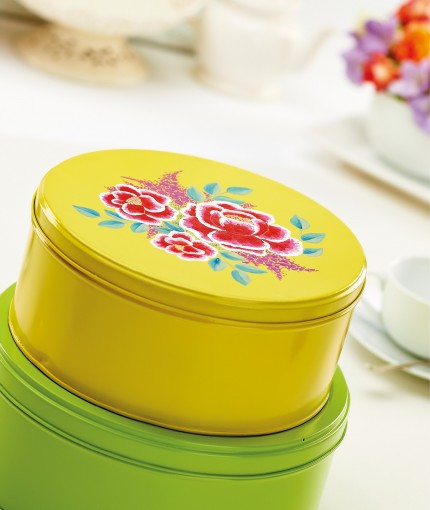Painter's Touch (Small Brush Pot) - Cake Tin