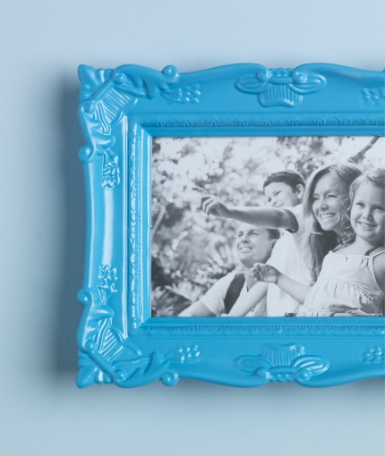 Painter's Touch Craft Enamel (Spray) - Tranquil Blue Frame