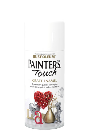 Painter's Touch White Gloss