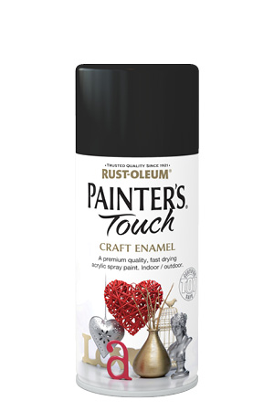 Painter's Touch Black Matt