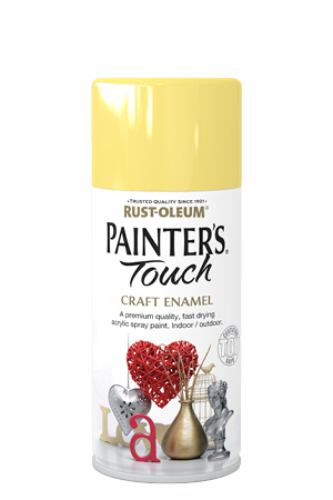 Painter's Touch Buttercup Yellow