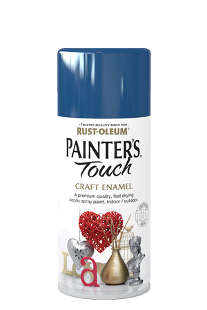 Painter's Touch Ocean Blue