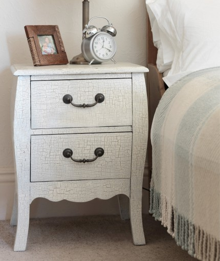 Crackle - Crackle Bedside Table