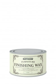 Furniture Finishing Wax Clear