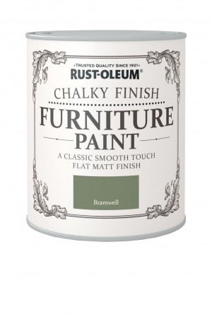 Chalky Finish Furniture Paint Bramwell