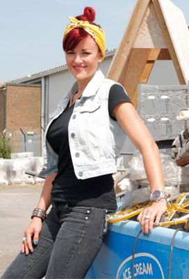 Charis Williams: Turning trash into treasure