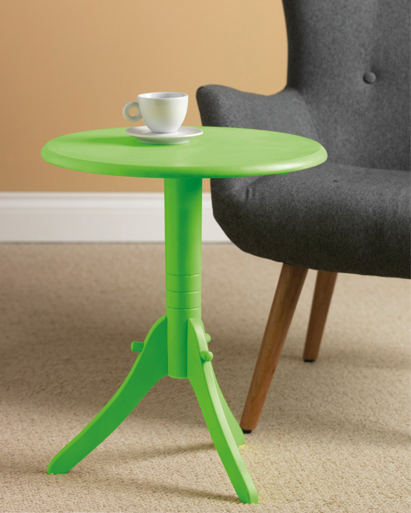 neon furniture. Rust-Oleum Neon Paint Is Available In Spray And Brush (perfect For Those Smaller Projects) Can Be Found Bright Pink, Yellow Or Green Shades. Furniture R
