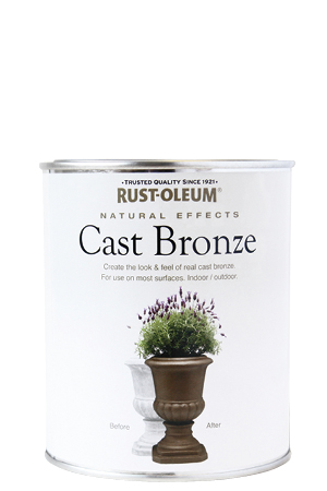Natural Effects Cast Bronze