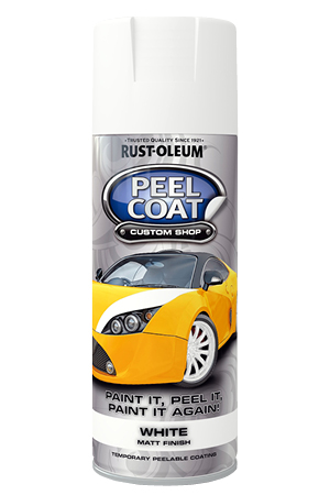 Peelcoat White Matt