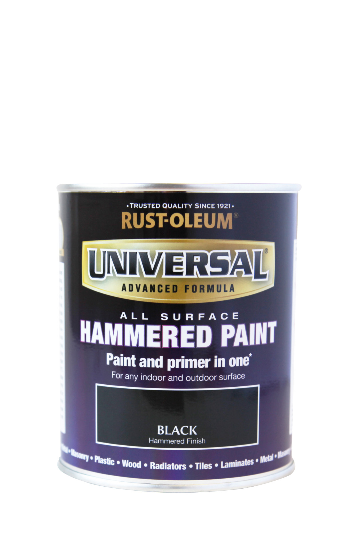Universal Hammered All-Surface Paint 750ml
