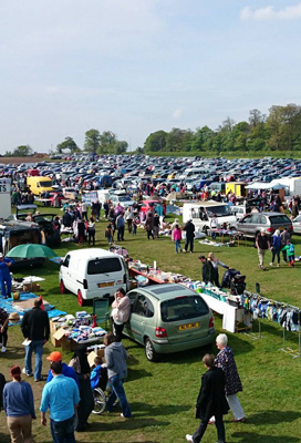 A Regional Guide to The UK's Top Car Boot Sales