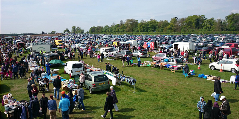 A Regional Guide To The Uk S Top Car Boot Sales