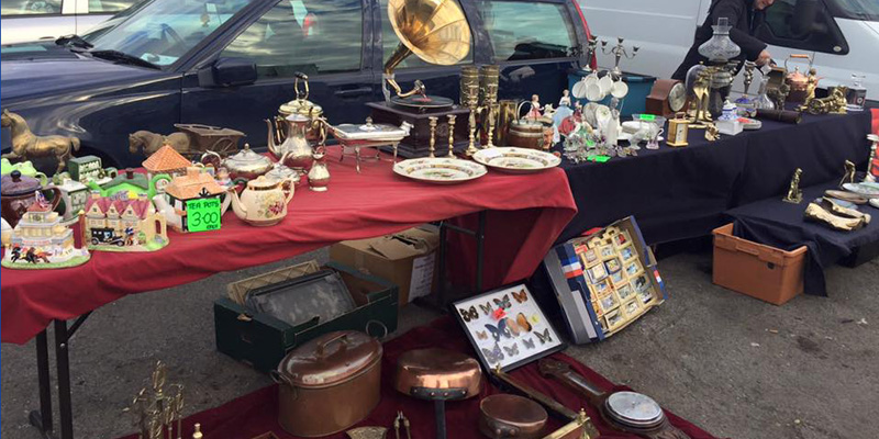 Chester Le Street Car Boot Sale