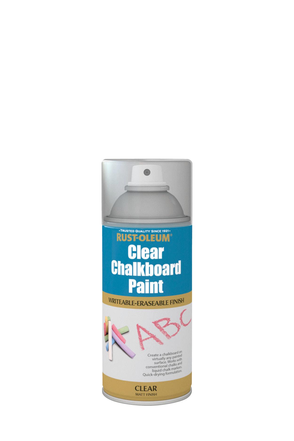 Clear Chalkboard Paint 150ml