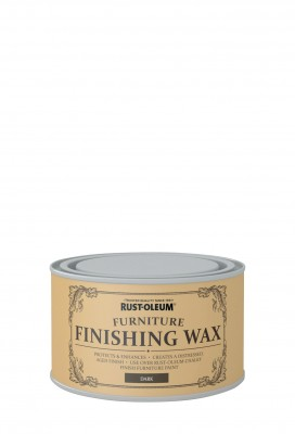 Furniture Finishing Wax Dark