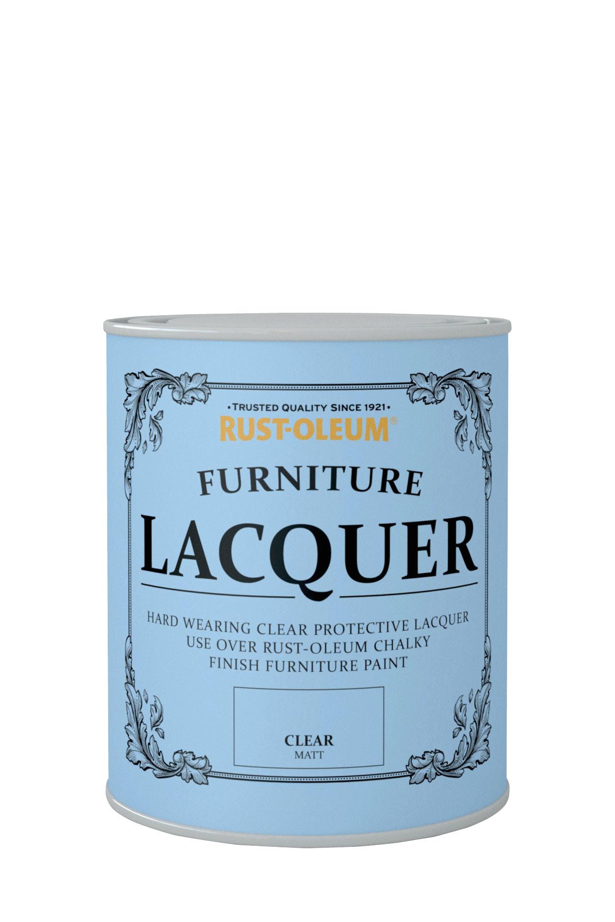 Furniture Lacquer 750ml