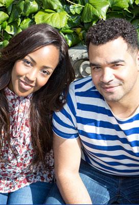Behind The Brush: Meet DIY Duo Angellica Bell and Michael Underwood