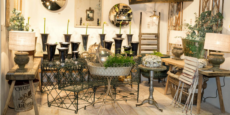 The Decorative Antiques Textiles Fair