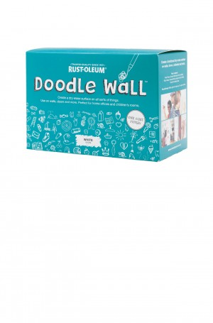 Doodle Wall White