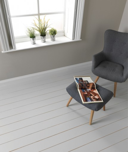 Chalky Finish Floor Paint - Winter Grey Floor Paint