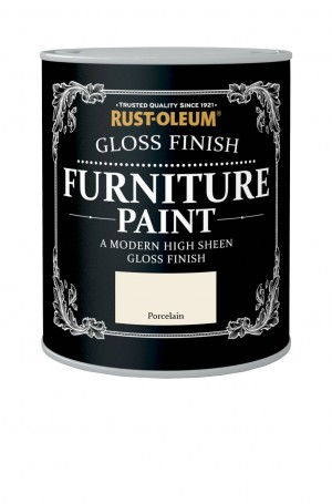 Gloss Finish Furniture Paint Porcelain