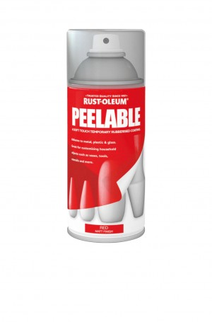 Peelable Red Matt