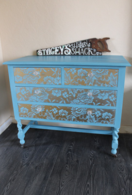 STACEY MEIKLE: MY SHABBY-CHIC FURNITURE PAINTING BUSINESS