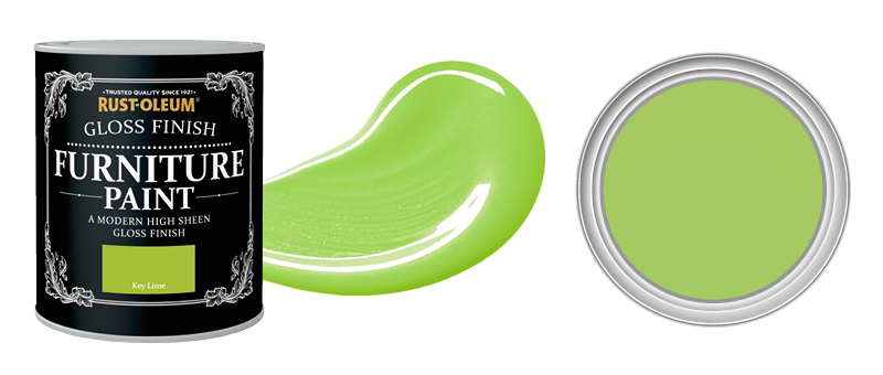 gloss-finish-furniture-paint-key-lime
