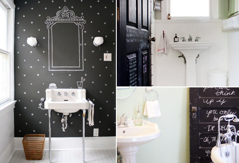 chalkboard-bathroom