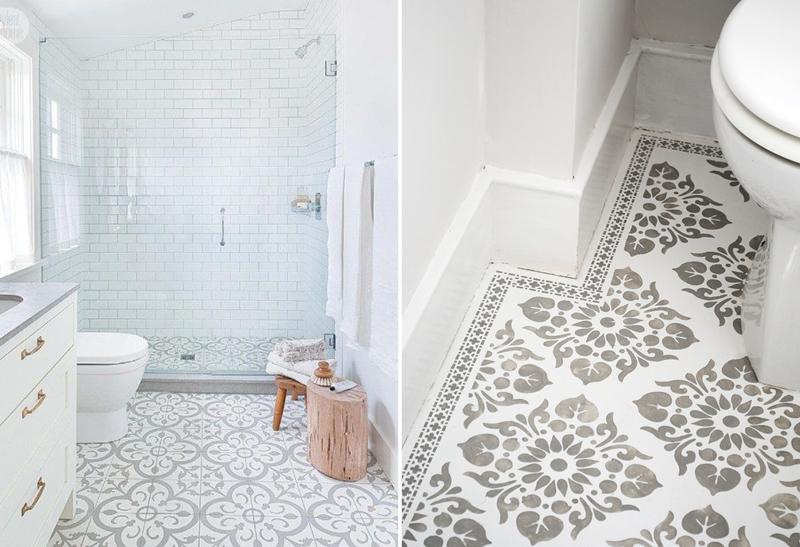 stencilled-flooring