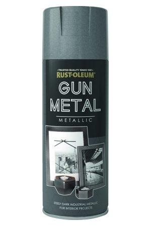 Metallic Gun Metal