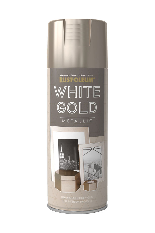 white gold metallic spray paint rustoleum spray paint. Black Bedroom Furniture Sets. Home Design Ideas