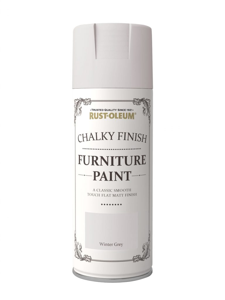 Chalky Finish Furniture Paint Spray