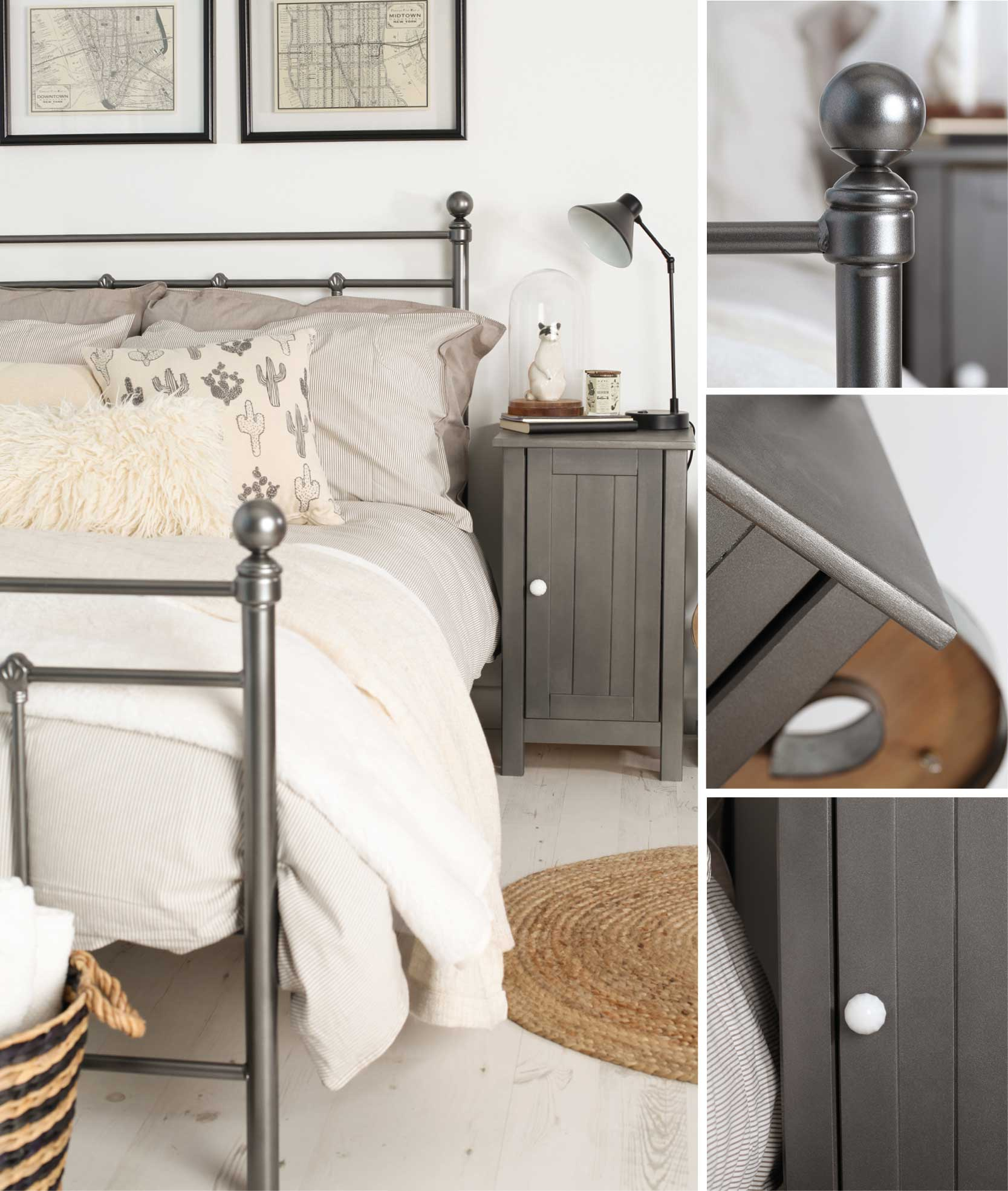 Metallic-Gun-Metal-Bedroom-&-Close-Ups
