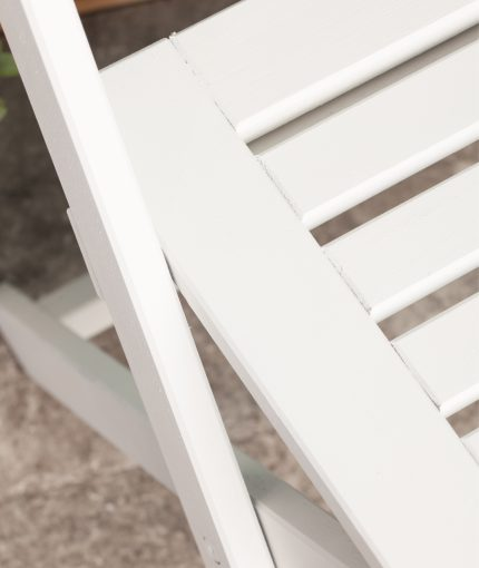 Chalky Finish Garden Furniture Paint (Brush) - Chalky Finish Garden Furniture Paint Chair