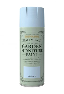 Chalky-Finish-Garden-Furniture-Paint-Powder-Blue-400ml