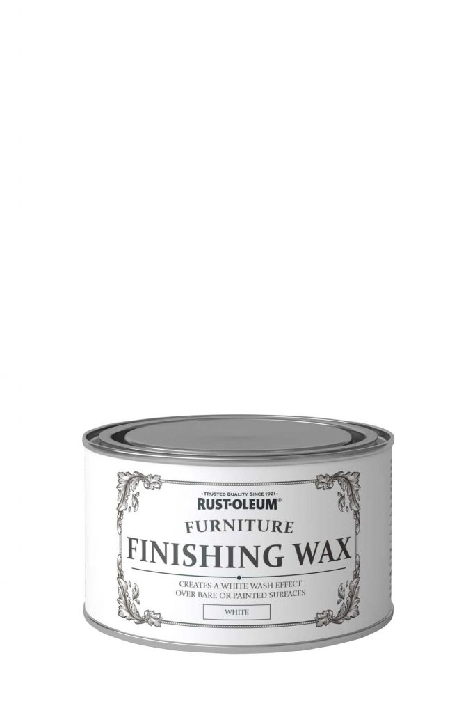Furniture Finishing Wax White Rustoleum Spray Paint