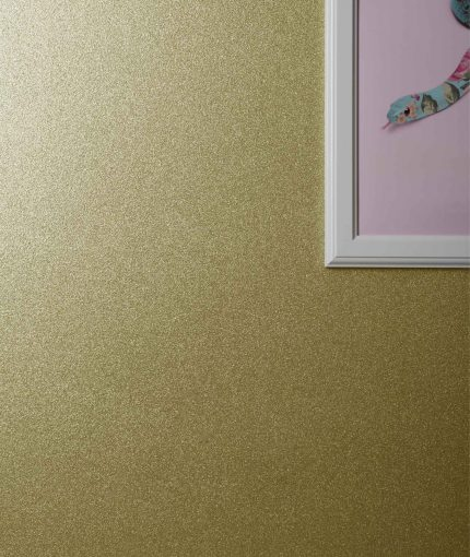 Glitter Feature Wall Rustoleum Spray Paint