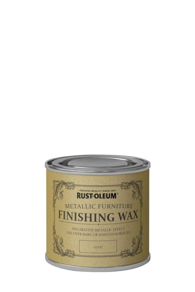 Metallic Furniture Finishing Wax Rustoleum Spray Paint
