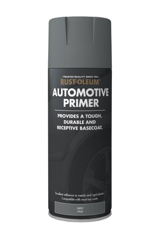 Automotive Primer Spray Paint Rustoleum Spray Paint