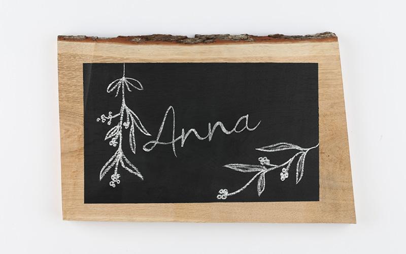 ChalkboardTableMat
