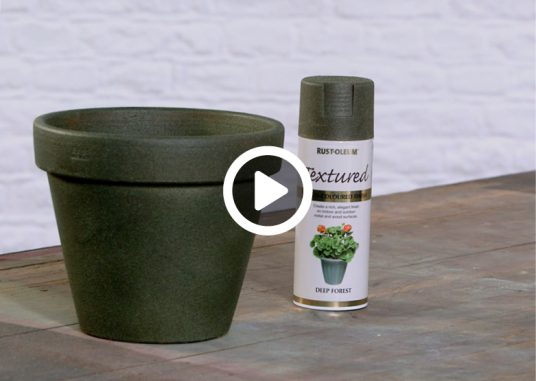 how-to-spray-paint-a-terracotta-planter