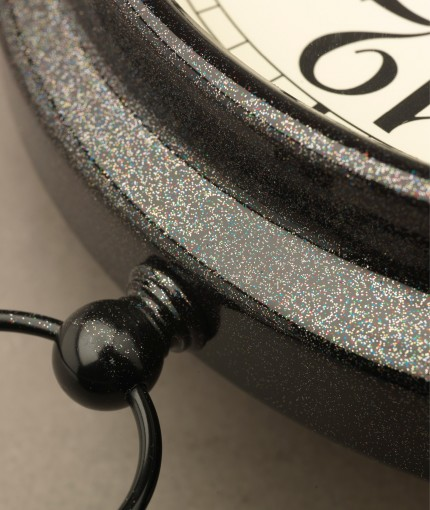 Glitter (Rainbow Spray) - Rainbow Glitter Clock
