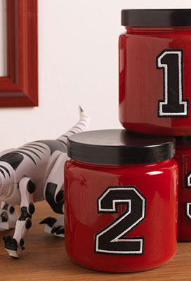Project Inspiration: Stylish Storage Jars