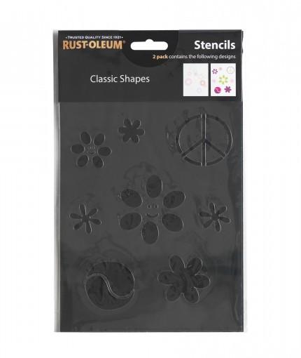 Stencils - Classic Shapes Stencil