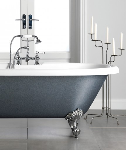 Natural Effects - Natural Effects Cast Iron Bath